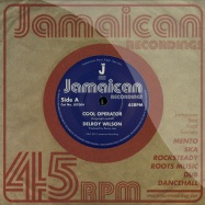 Front View : Delroy Wilson - COOL OPERATOR (7 INCH) - Jamaican / jr7004
