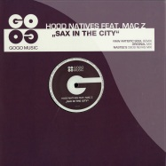 Front View : Hood Natives feat Mac Z - SAX IN THE CITY - Gogo Music / gogo046