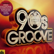 Front View : Various Artists - 90S GROOVE (3CD) - Ministry Of Sound / MOSCD289