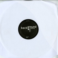 Front View : Todd Sines - NULL EP (2012 REPRESS) - Background Records Classic / BG002
