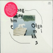 Front View : Robag Wruhme - OLGAMIKKS (CD) - Pampa Records / NDCD001