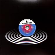 Front View : DJ Koze - LA DUQUESA / BURN WITH ME - Pampa Records / Pampa014