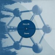 Front View : P.A.L.M - STONE (VINYL ONLY) - Atomium / Atomium000