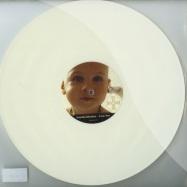 Front View : Sascha Kloeber - I SAY YES (WHITE COLOURED VINYL) - Partina Records / PARTINA03