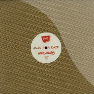 Front View : Marquis Hawkes - OUTTA THIS HOOD - Clone Jack For Daze / CJFD21