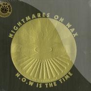 Front View : Nightmares on Wax - N.O.W IS THE TIME (LTD 2X12 LP + 2CD + MP3 BOX) - Warp Records / WARPLP248X