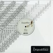 Front View : Rubini - ZEUS - Degustibus Music / Degu 015
