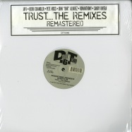 Front View : Romanthony presents Lifestyles - TRUST - THE REMIXES (2X12) - Downtown161 / DT1646