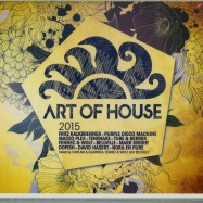 Front View : Various Artists - ART OF HOUSE (2XCD) - MIX! / 26400712