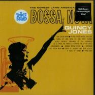 Front View : Quincy Jones - BIG BAND BOSSA NOVA (180G LP) - Dol / Dol823h