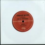 Front View : Akale Wube feat. Amu Dibango - AFRICAN POP SESSION (7 INCH) - Prado Records / pr001