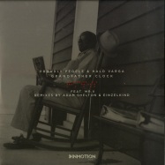 Front View : Proudly People & Halo Varga - GRANDFATHER CLOCK EP (ADAM SHELTON, EINZELKIND REMIXES) - Inmotion Music / INM070