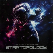Front View : Dagobert vs Masterarp - STARTOPOLOGY (CD) - Dominance Electricity / DE-022CD