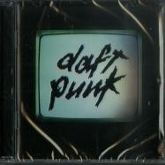 Front View : Daft Punk - HUMAN AFTER ALL (CD) - Virgin / CDV2996