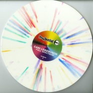 Front View : Cari Lekebusch - FULL SPECTRUM (WHITE / RAINBOW SPLATTER VINYL) - H-Productions / HYB036