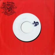 Front View : Eddie C - ATLANTIC JAM / PONDERINGS (7 INCH) - Red Motorbike / Bike018