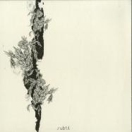 Front View : Nunes - POESIA SONORA EP (VINYL ONLY) - Subtil / SBTL013