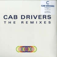 Front View : Cab Drivers - THE REMIXES PART TWO (FULL COVER EDITION) - Cabinet Records / Cab52.2