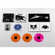 Front View : Massive Attack - MEZZANINE (VINYL, 3LP COLOURED W/ HARDBACK BOOK) - Virgin / 060256742763