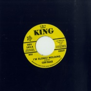 Front View : Cody Black / Charles Spurling - I M SLOWLY MOLDING / SHE CRIED JUST A MINUTE (7 INCH) - Outta Sight / OSV183