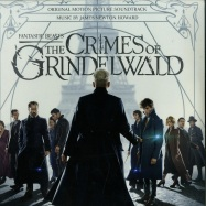 Front View : James Newton Howard - FANTASTIC BEASTS: THE CRIMES OF GRINDELWALD O.S.T. (2LP) - Sony Music / 19075903021
