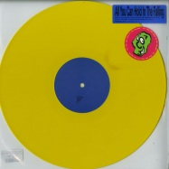 Front View : Dave Saved / NPLGNN - ALL YOU CAN HOLD IN THE FALLING (YELLOW VINYL + MP3) - Hypermedium / HMDM005