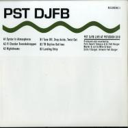 Front View : PST & DJFB - PST & DJFB LIVE AT PSTUDION 2018 - Recording / Recording 3