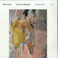 Front View : Thomas Morgan / Bill Frise - EPISTROPHY (2LP) - ECM Records / 7739824
