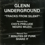Front View : Glenn Underground - TRACKS FROM SILENT (2X12) - Groovin Records / GR1251