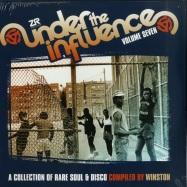 Front View : Various Artists - UNDER THE INFLUENCE 7 (2LP) - Z Records / ZEDDLP046 / 05176061