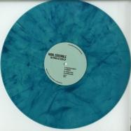 Front View : Howl Ensemble - BE PUNK AS FUCK EP (COLOURED VINYL) - Turquoise Blue / TQR022V