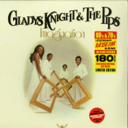 Front View : Gladys Knight & The Pips - IMAGINATION (180G LP) - Elemental Records / 1050130EL1