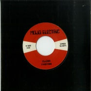 Front View : Cybotron - CLEAR / ALLEYS OF YOUR MIND (7 INCH) - Electric Mojo / EM001