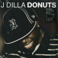 Front View : J Dilla - DONUTS (2LP / SMILE COVER) - Stones Throw / STH2126 / 39144941