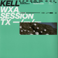 Front View : Kelly Moran - WXAXRXP SESSION (EP + MP3) - Warp Records / WARPLP300-5
