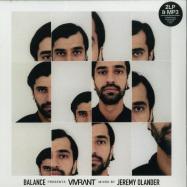 Front View : Jeremy Olander - BALANCE PRESENTS VIVRANT - Balance Music / BAL028LP