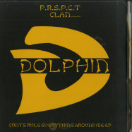 Front View : Dolphin - CUNTS RULE EVERYTHING AROUND ME EP - PRSPCT XTRM / PRSPCTXTRM051