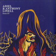 Front View : Adiel & Anthony Linell - RASO - Danza Tribale / DNZT 007