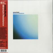Front View : Jonas Munk - MINIMUM RESISTANCE (LTD RED LP + MP3) - Azure Vista / VISTA009LP / 00138912