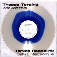 Front View : Thessa Torsing / Tammo Hesselink - ZEEKASTEEL / BALLET MECANIQUE (COLOURED VINYL) - Nous klaer Audio / OEMOEMENOE4