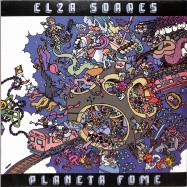 Front View : Elza Soares - PLANETA FOME (LP) - Polysom / 334591