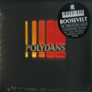 Front View : Roosevelt - POLYDANS (DIGIPAK, CD) - City Slang / SLANG50318