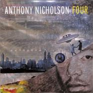Front View : Anthony Nicholson - FOUR (3LP) - Deepartsounds / DAS006LP