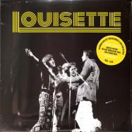 Front View : Louisette - LOUISETTE (LTD YELLOW LP) - BLP Records / BLP018