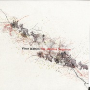 Front View : Vince Watson - THE EMOTION SEQUENCE (2X12) - Delsin Records / 60DSR