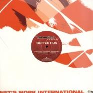 Front View : Tocadisco & Nadia Ali - BETTER RUN - Nets Work International / nwi546