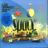 SPACE IBIZA (2XCD+DVD)