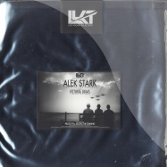 Front View : Alek Stark ft. Victoria Lukas - LIGHTS IN THE HORIZON - Last Known Trajectory / trajectory1005