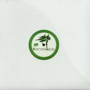 Front View : Kanzler & Wischnewski - FLATRUNNER EP - Karateklub / kk041