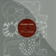 Front View : Riccardo Rizza - I M LIEBE (TIGER STRIPES, ORANGE MUSE RMXS) - Colourful Recordings  / Colour005